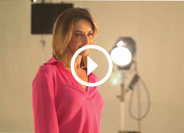 Making-of com Bianca Rinaldi