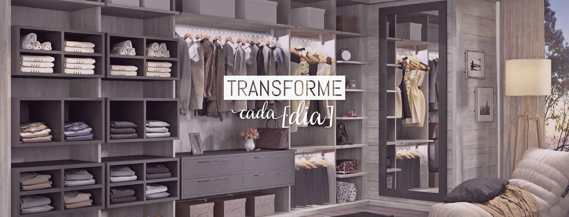 Catálogo closet